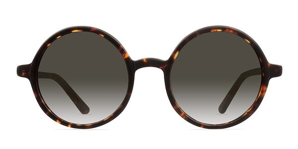 Alena prescription sunglasses (Brown/Tortoise)