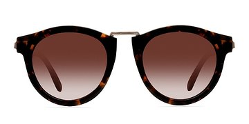 Brown/Tortoise Milano -  Acetate Sunglasses