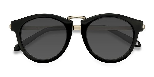 Milano prescription sunglasses (Black)
