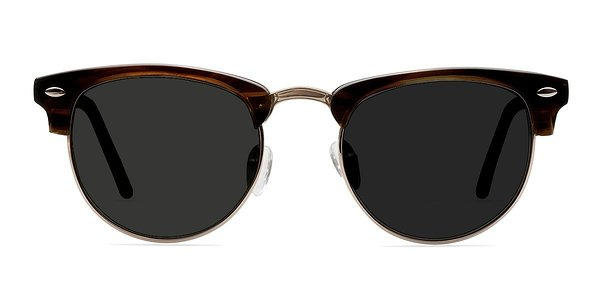 The Hamptons prescription sunglasses (Brown Golden)