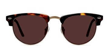 Golden Tortoise The Hamptons -  Acetate Sunglasses