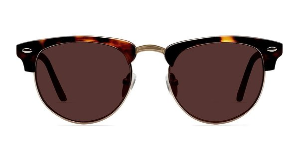 The Hamptons prescription sunglasses (Golden Tortoise)