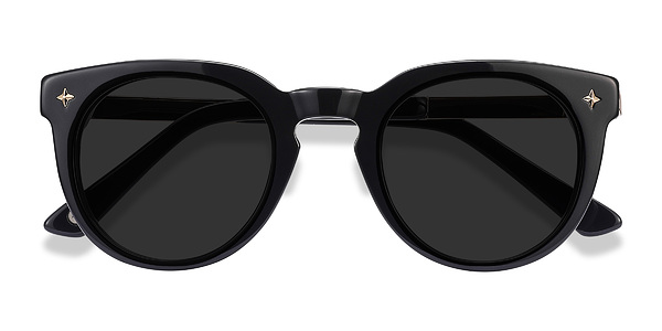 Zoe prescription sunglasses (Navy)