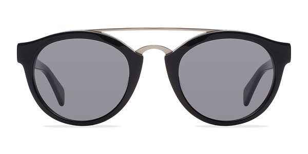 Enzo prescription sunglasses (Black)