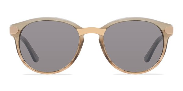 Wynwood prescription sunglasses (Gray/Golden)