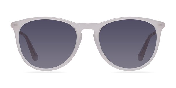 Interlude prescription sunglasses (Clear/White)