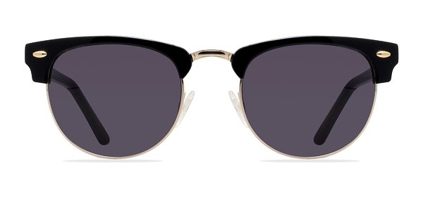 The Hamptons prescription sunglasses (Black/Gloden)