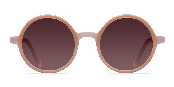 Alena prescription sunglasses (Pink)