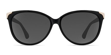 Black Lima -  Acetate Sunglasses