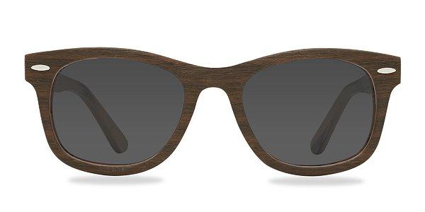 Hanoi prescription sunglasses (Brown)
