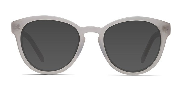 Augustine prescription sunglasses (White Clear)