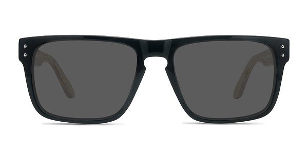 Sergi prescription sunglasses (Black Yellow)