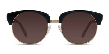 Black  Simone -  Acetate Sunglasses
