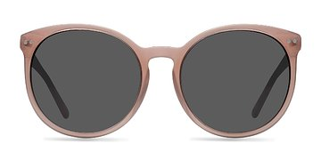 Pink Vapor -  Acetate Sunglasses