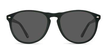 Matte Green  Deep End -  Acetate Sunglasses