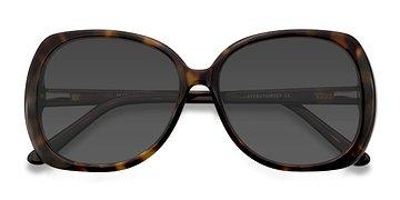 Tortoise Petra -  Acetate Sunglasses