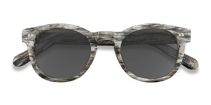 Stone Horizon -  Acetate Sunglasses