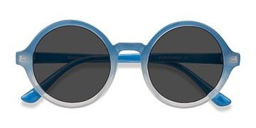 Blue Clear Solstice -  Plastique Solaires