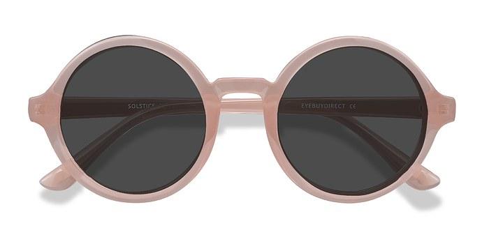 Pink Solstice -  Plastic Sunglasses