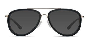 Black Duke -  Acetate Sunglasses