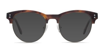 Tortoise College -  Acetate Sunglasses