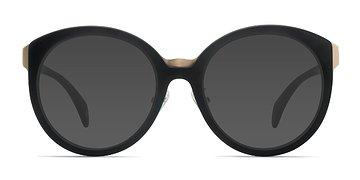 Black Sunshine -  Acetate Sunglasses