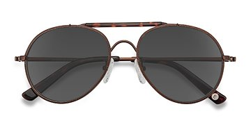 Brown Nairobi -  Acetate Sunglasses