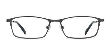 Gunmetal Prestnt -  Titanium Eyeglasses