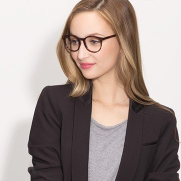 primrose single girls Women's frames don't get more stylish than the primrose with rhinestone temple accents + graceful rectangular shape, they're exactly what you're looking for.