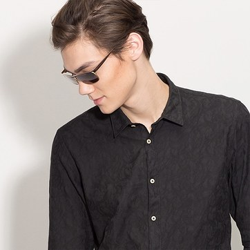 Golden/Brown Brighton -  Metal Sunglasses - model image