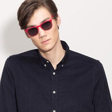 Red Audio -  Acetate Sunglasses - model image